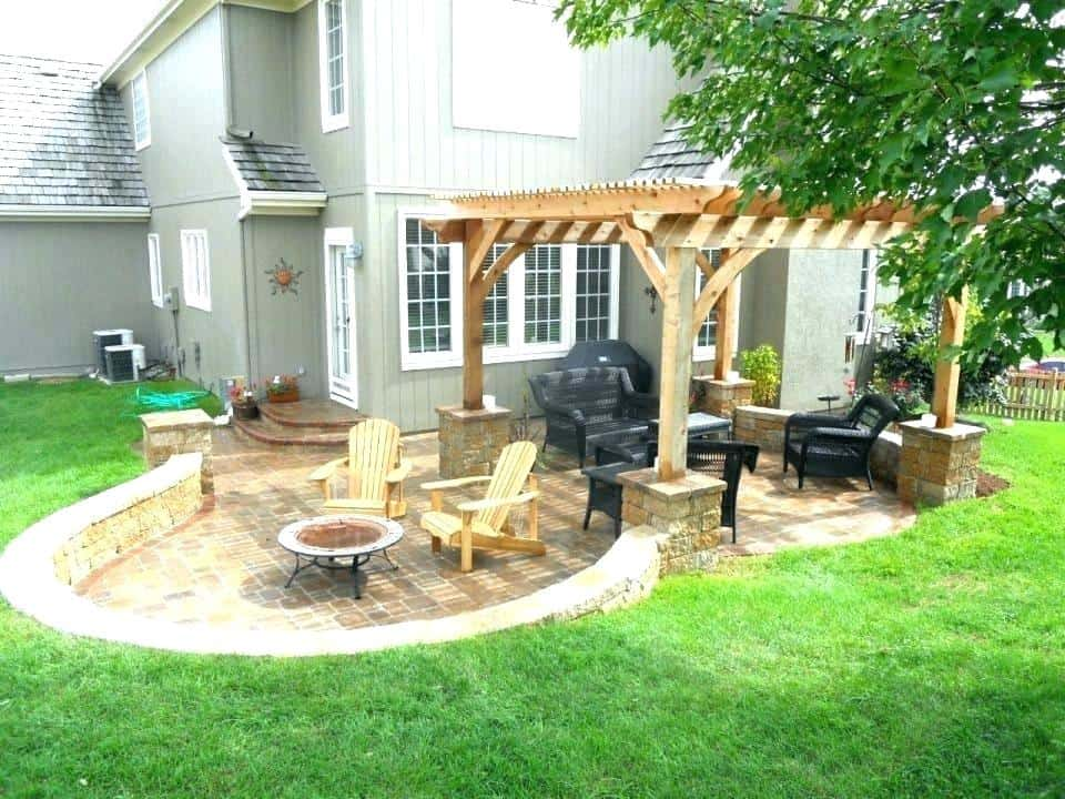 cool-backyard-ideas-decks-outdoor-step-patio-patios-images ...