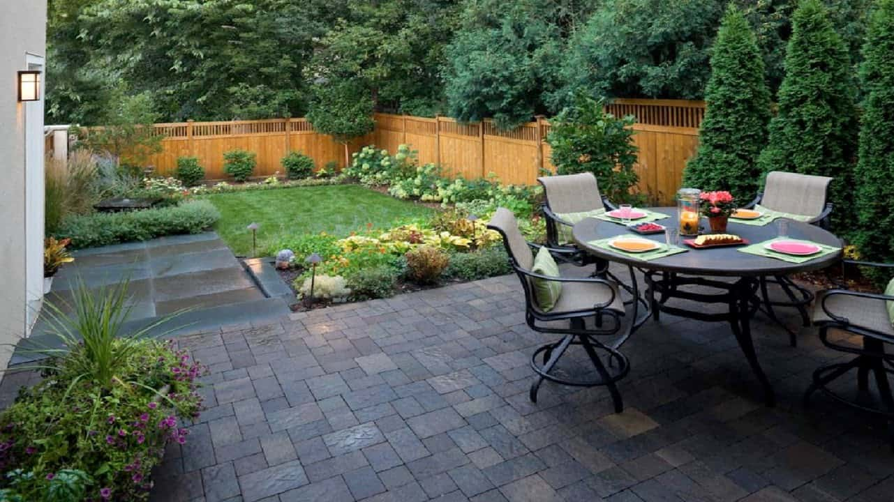 Front Yard Small Landscaping Ideas Landscape For Backyard L Yards